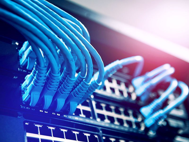 Professional structure cabling